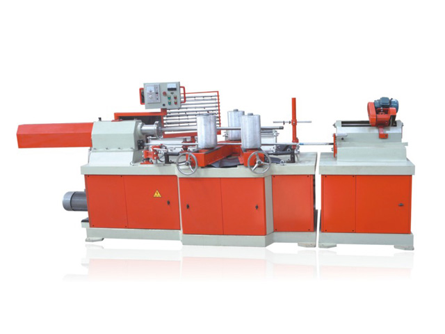 LJ-3D PAPER TUBE MACHINE